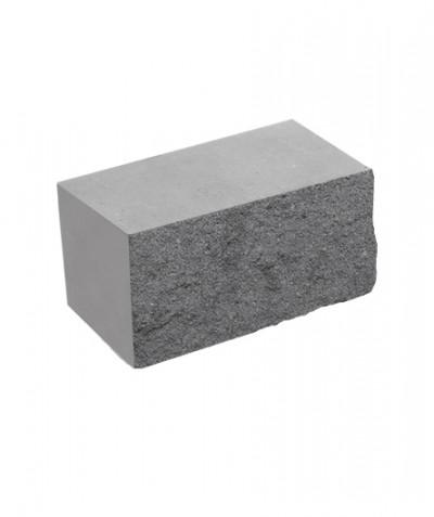 Блок полнотелый. Серый