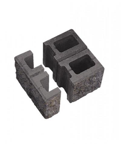 Блок пустотелый для колонн. Доломит